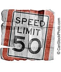 制限速度, 50