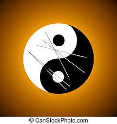刺鍼術, (oriental, medicine)