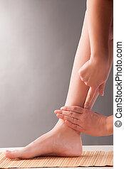 刺鍼術, sp-6, sanyinjiao