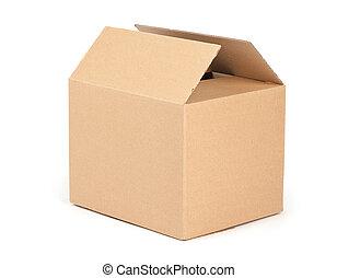 包装, 箱, ボール紙