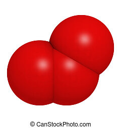 化学物質, 分子, o3), オゾン, (trioxygen, 構造