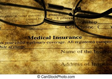 医学の概念, グランジ, 保険