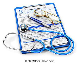 医学の概念, 保険, ヘルスケア