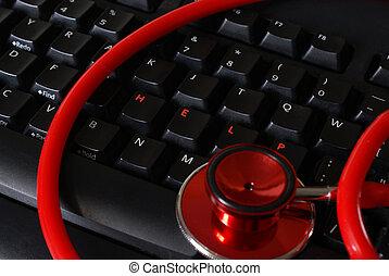 医学の概念, 助け