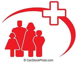 医学, 交差点, 家族