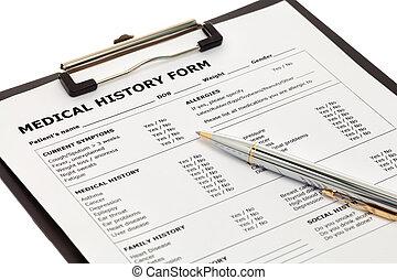 医学, 患者, 形態, 歴史