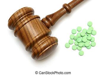 医学, 法律