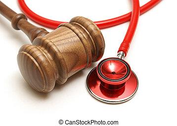 医学, 訴訟