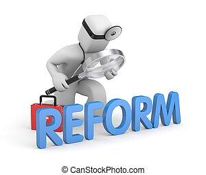 医学, reform