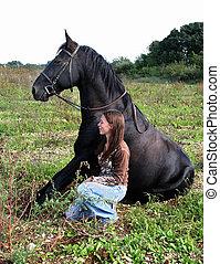 十代, 馬, モデル