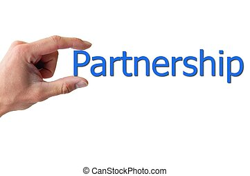 協力, 単語, 手を持つ