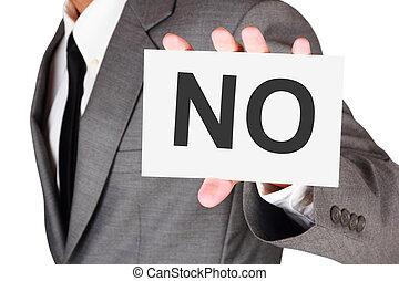 単語, ビジネス, いいえ, 発言権, 表現, カード