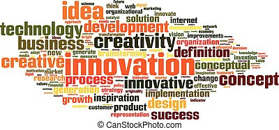 単語, 雲, 革新