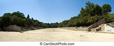 古代競技場