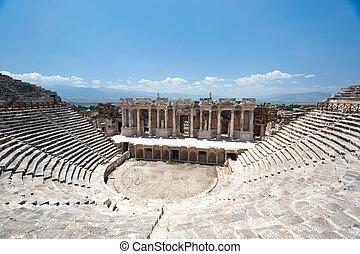 古代, 円形劇場