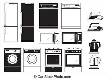 国内, appliances.