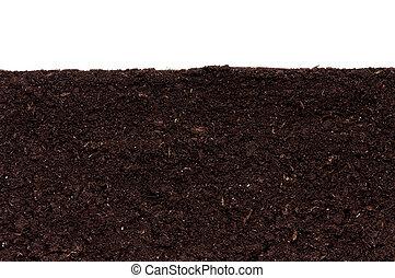 土壌, 背景