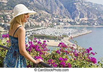 地中海, 観光