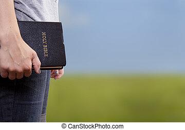 地位, フィールド, 保有物, 聖書