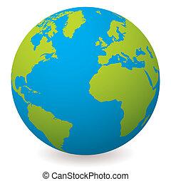 地球の 地球, 自然