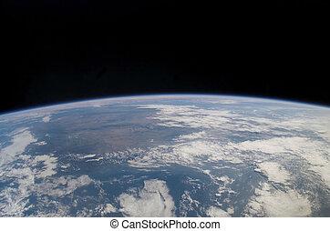 地球, -, ぐっと近づいて