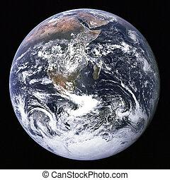 地球, 外の, space.