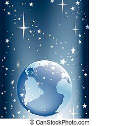 地球, 星