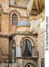 墓, エルサレム, 神聖, 教会
