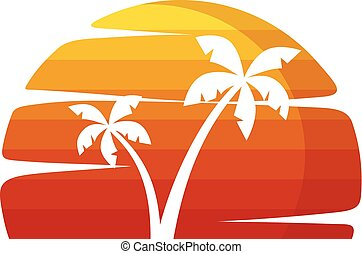 夏季休暇, 浜の 休暇