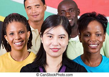 多様性, 人々