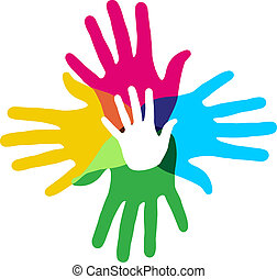 多色刷り, 多様性, 手