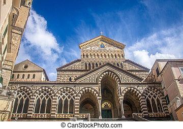 大聖堂, amalfi