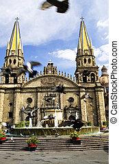 大聖堂, jalisco, グアダラハラ, メキシコ\