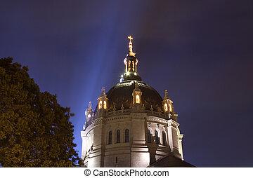 大聖堂, st. 。 ポール
