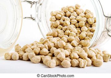 大部分, ひよこ エンドウ豆