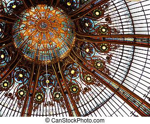 天井, ギャラリー, lafayette