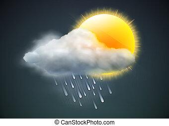 天候, アイコン