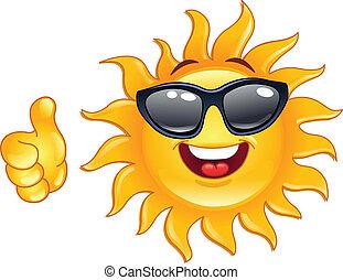 太陽, 「オーケー」