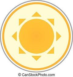 太陽, シンボル