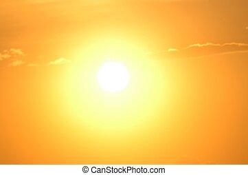 太陽, 力