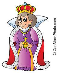 女王, 幸せ