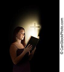 女, 聖書