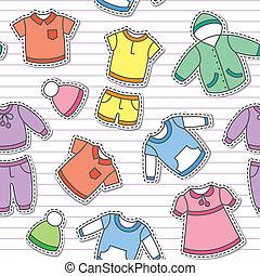 子供の衣服