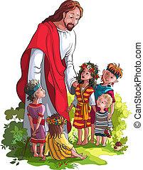子供, イエス・キリスト