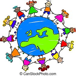 子供, ヨーロッパ