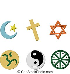 宗教 アイコン