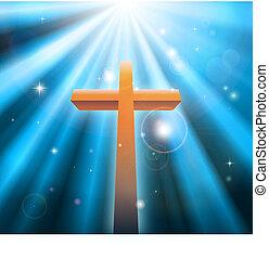 宗教, キリスト教徒, 交差点