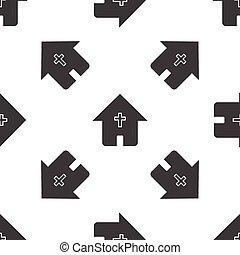 家, キリスト教徒, パターン