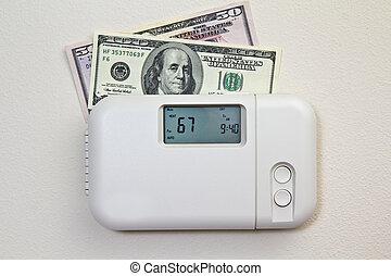 家, コスト, 加熱
