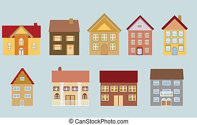 家, 別, 建築